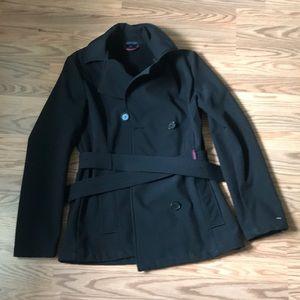 Black Tommy Hilfiger Jacket